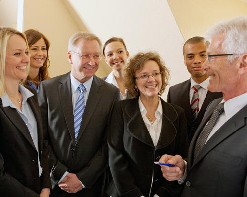 Betriebliche Gruppenunfallversicherung