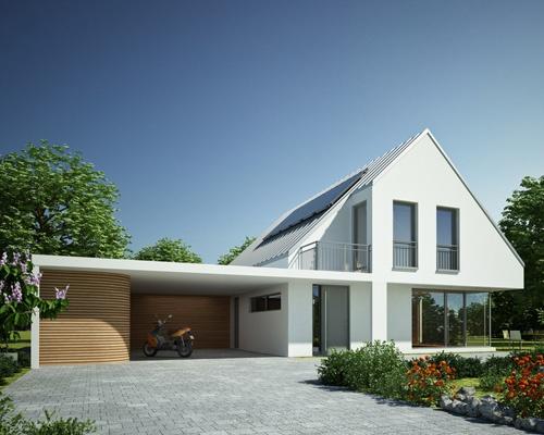Wohngebäude-Versicherung